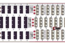 Air Update Virgin Atlantics Seatplans For Dreamliner And