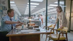 The Post Box Office Tops The Commuter Paddington 2 On Thursday