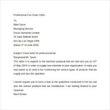 Example Fax Cover Letters Fax Cover Letter Templates Picture Fax Example Cover Sheet