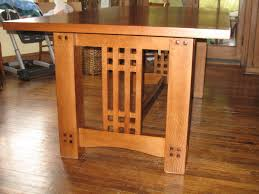 arts and crafts dining table. Arts And Crafts Dining Table E