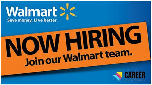 Job Opportunity At Walmart Field Operations Internship