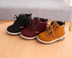 Childrens Designer Boots Sale Kids Designer Martin Boots Luxury Solid Color Shoes For Boys Girls Kids Casual British Style Party Shoes Eur 21 30 Hot On Sale Cheap Girls Boots