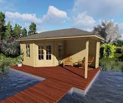 building a garden office. Garden Office Porch3 Building A