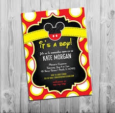 Baby Shower Best Minnie Mouse Baby Shower Invitations Templates