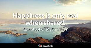 Chris Mccandless Quotes