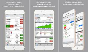 Stock Quote Apps Impressive Best IPhone Stock Market Apps Stay Updated With All Stock Market News