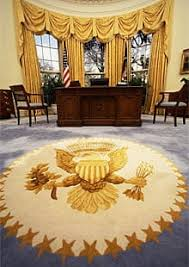 oval office rug. The Oval Office Rug During Bill Clinton\u0027s Presidency P