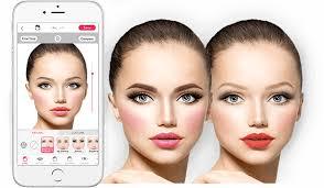 youcam makeup app 1