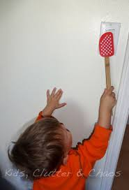 Kid Light Switch Extender Rubber Scraper To Help Kids Reach The Light Switch And Gain