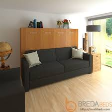 ... Horizontal InLine Murphy Bed and InLine Sofa-Closed ...