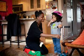 For Tracy K. Smith, Award-Winning Poet, Sunday Is for Family and Friends -  The New York Times