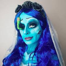 18 frightfully beautiful corpse bride makeup looks