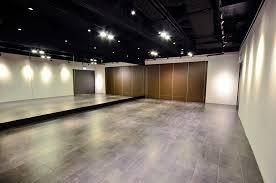 sound system for dance studio. arena \u0026 dance studio. full length mirror + basic sound system hanging tracks (exhibitions) for studio k