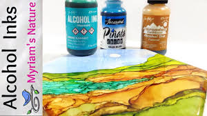 Adirondack Alcohol Ink Colour Chart 36 Alcohol Ink Getting Started Info Demos How To Use Alcohol Inks For Beginners