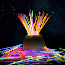 glow in the dark lighting. Party Toys - Multi-Color Glow In The Dark Light Sticks For And Events ~ 50pcs Lighting