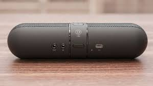 speakers pill. beats pill review: speakers b