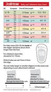 Sock Knitting Foot Size Chart Sock Size Chart Uk Bedowntowndaytona Com