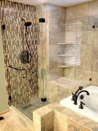 Curtain Rod Alternatives Bathroom Glass Shower Curtain Screen Shower Door Ideas Pinterest