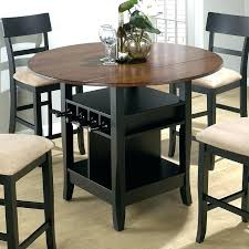 tall round kitchen table tall round dining table co regarding inspirations tall kitchen table with bar stools