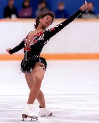 olympic figure skater debi thomas reveals she s broke jobless debi skating
