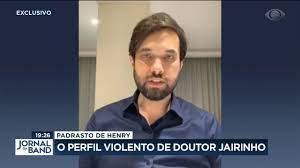 Padrasto de Henry: o perfil violento do vereador Jairinho - YouTube