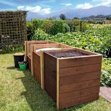 diy project triple bay compost bin
