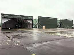 Military Aircraft Hangar Door / Shipyarddoor - YouTube