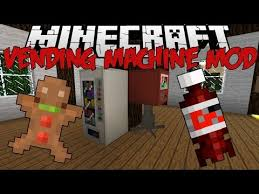 Vending Machine Mod 17 10 Gorgeous Minecraft Vending Mod