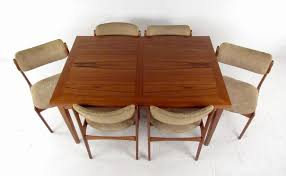 lane mid century furniture unique mid century dining set with table and chairs by skovby and