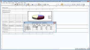 Advanced Microsoft Access 2013 Tutorial Charts Filtered By The Reports Grouping