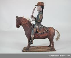 Figur - Gudbrandsdalsmusea AS / DigitaltMuseum