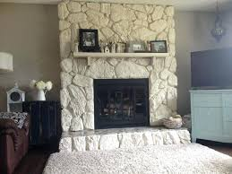 paint for fireplace interior painting a stone fireplace best painted stone fireplace ideas on painted rock paint for fireplace