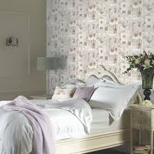 Paris Wallpaper Bedroom Arthouse Felicity Paris Wallpaper Soft Pink Amp Natural