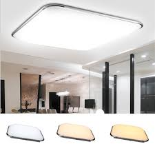 Led Ceiling Lights For Kitchen Bright 24w Led Ceiling Light Dimmable Kitchen Bathroom Wireless