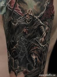 ангелы и демоны татуировка фото значение
