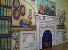 Charming Alzheimer Secure Unit Nursing Retirement Home Mural Makeover | Decor |  Pinterest | Home, Nursing Home Activities And Decor