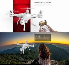 Flycam SYMA X8 PRO GPS Tự bay về