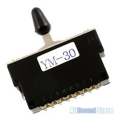ibanez switch new ym 30 3 way pickup switch for import fender® ibanez®
