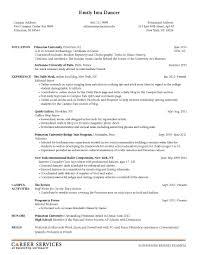 Princeton Resume Template princeton resume template Enderrealtyparkco 1