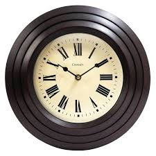 chaney wall clock rubbed oil bronze wall clock chaney metal wall clock