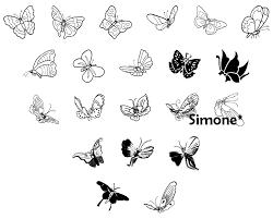 Bellissimi Tatuaggi Farfalle Colorate I Disegni Piu Belli Da