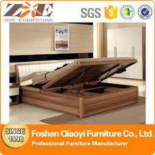 double bed designs in wood with storage modern wood double bed designs with box latest wooden