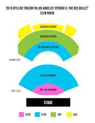 Nokia Live Seating Chart