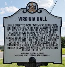 Image result for virginia hall