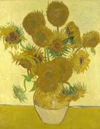 #2고흐미술관, 태양을 닮은 꽃 해바라기