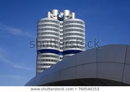 Bmw Headquarters Munich Bavaria Germany Europe Stock Photo Edit Now