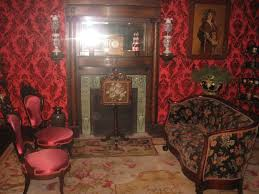 Old Victorian Living Room - 1600x1200 ...
