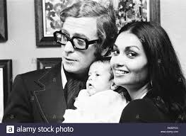 young michael caine wife. Simple Michael Actor Michael Caine And His Wife Shakira Hold A Photocall At The White  Elephant On And Young Wife E
