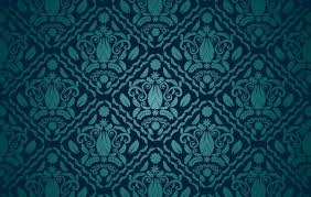 Free Vectors Dark Teal Seamless Pattern Legumareloaded