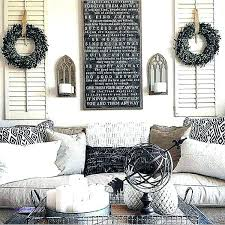 behind couch decor black leather couch decor co pertaining to decorating wall behind sofa remodel decorative